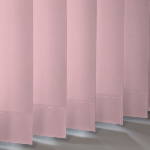 Style Studio Banlight Duo FR Pink Vertical Blind