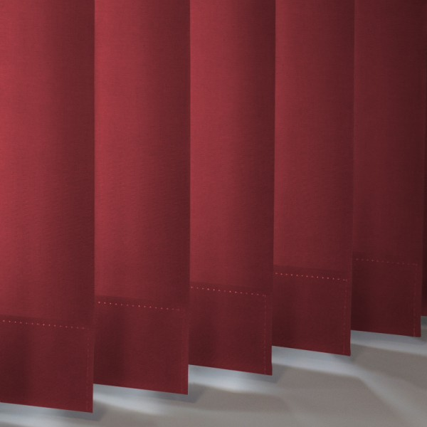 Style Studio Banlight Duo FR Cerise Vertical Blind