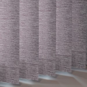 Style Studio Jasmine asc Mulberry Vertical Blind