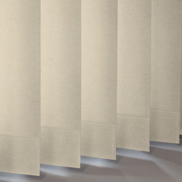Style Studio Chancery Ivory Vertical Blind