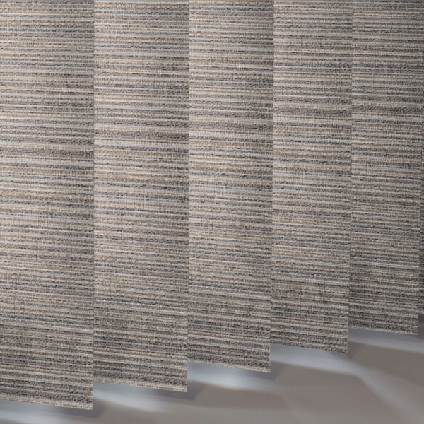 Style Studio Kassala Bark Vertical Blind