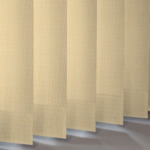 Style Studio Topaz Gold Vertical Blind