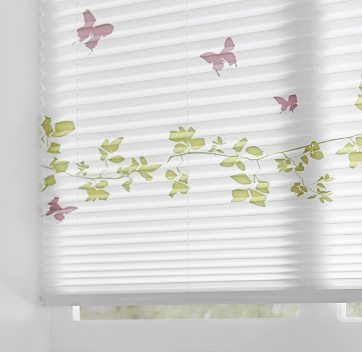 Style of Pleated Blinds
