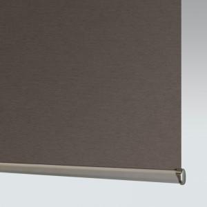 Style Studio Linenweave Espresso Roller Blind
