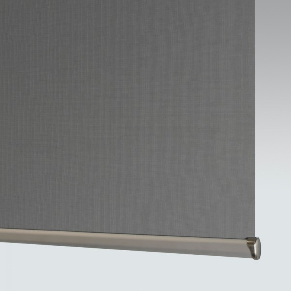 Style Studio Atlantex Grey Roller Blind