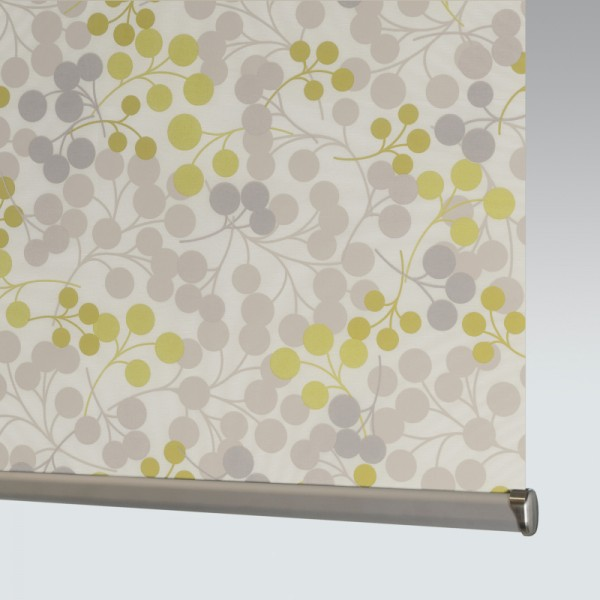 Style Studio Burst Hemp Roller Blind