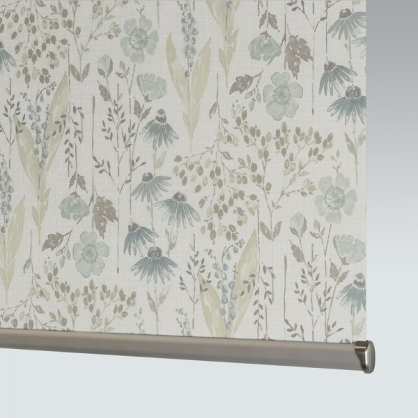 Style Studio Meadow Flower Spring Roller Blind