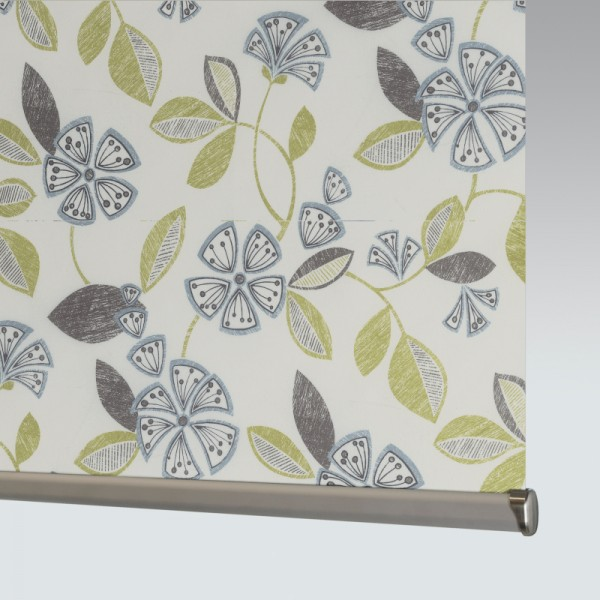Style Studio Flair Aqua Roller Blind
