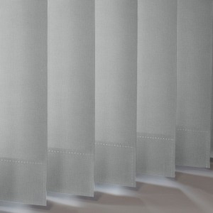 Style Studio Atlantex Silver Vertical Blind
