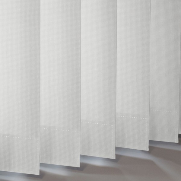 Style Studio Atlantex White Vertical Blind