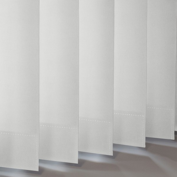 Style Studio Atlantex asc White Vertical Blind