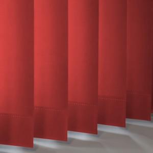 Style Studio Palette Scarlet Vertical Blind