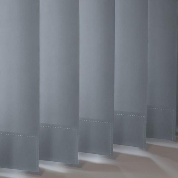 Style Studio Palette Blue Haze Vertical Blind