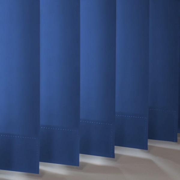Style Studio Palette Glacier Blue Vertical Blind