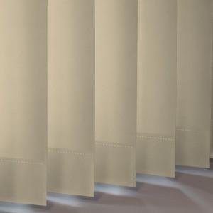 Style Studio Palette Biscotti Vertical Blind