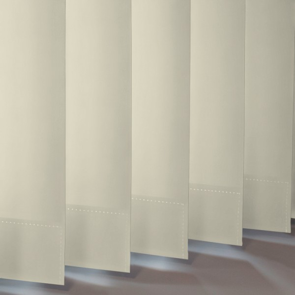 Style Studio Banlight Duo FR Calico Vertical Blind