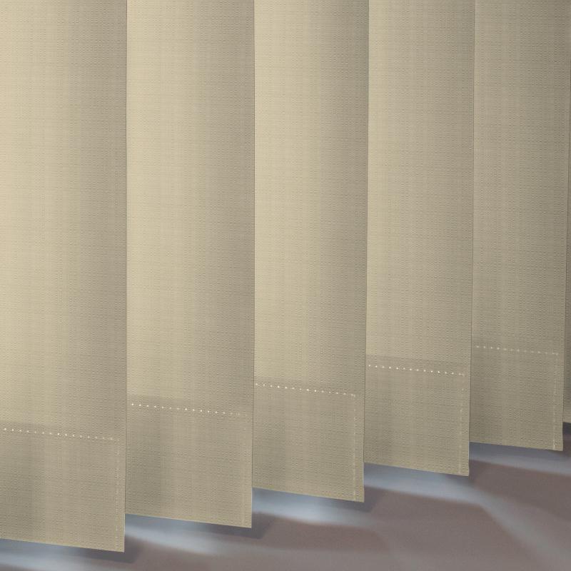 Sophia Biscotti Vertical Blind Style Studio
