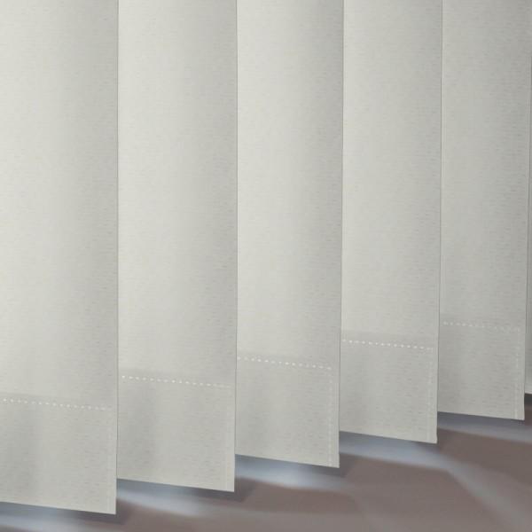 Style Studio Odessa Snowdrop Vertical Blind