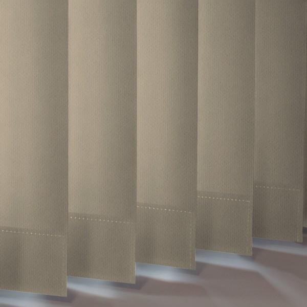 Style Studio Odessa Sand Vertical Blind