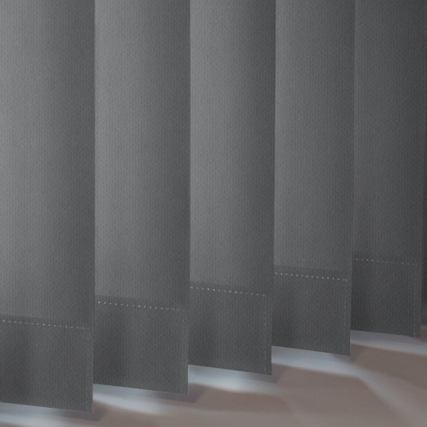 Style Studio Odessa Concrete Vertical Blind