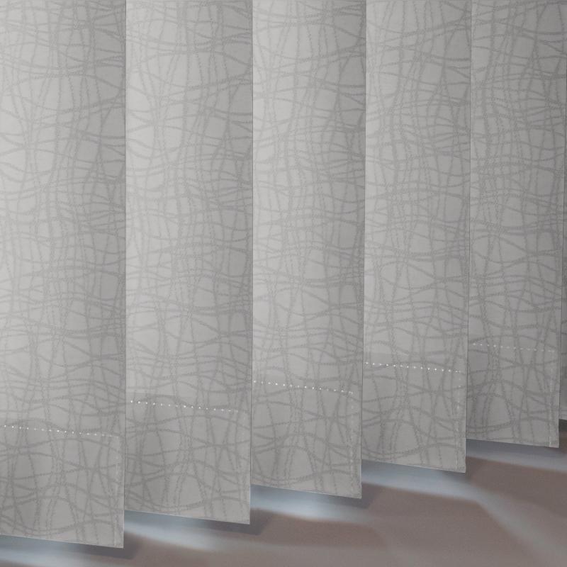 Luxe Iron Vertical Blind Style Studio