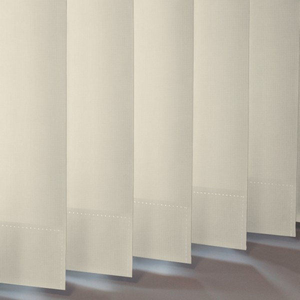 Style Studio Atlantex Cream Vertical Blind