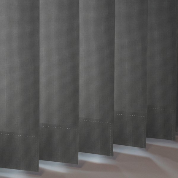 Style Studio Atlantex asc Grey Vertical Blind