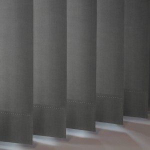 Style Studio Atlantex Grey Vertical Blind