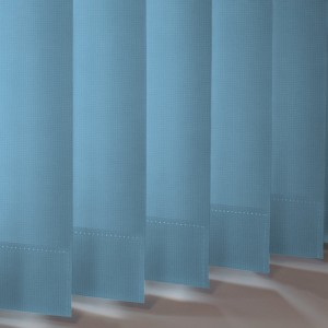 Style Studio Atlantex Blue Vertical Blind