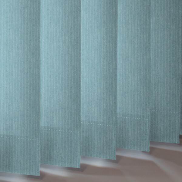 Style Studio Ribbons asc Teal Vertical Blind