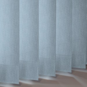 Style Studio Ribbons asc Blue Vertical Blind