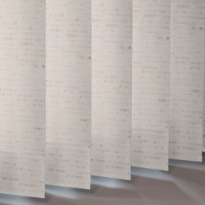 Style Studio Mineral asc Papyrus Vertical Blind