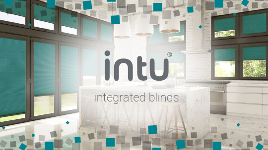 Style Studio INTU Integrated Blinds Collection Video