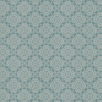 Casablanca Smokey Blue Pattern