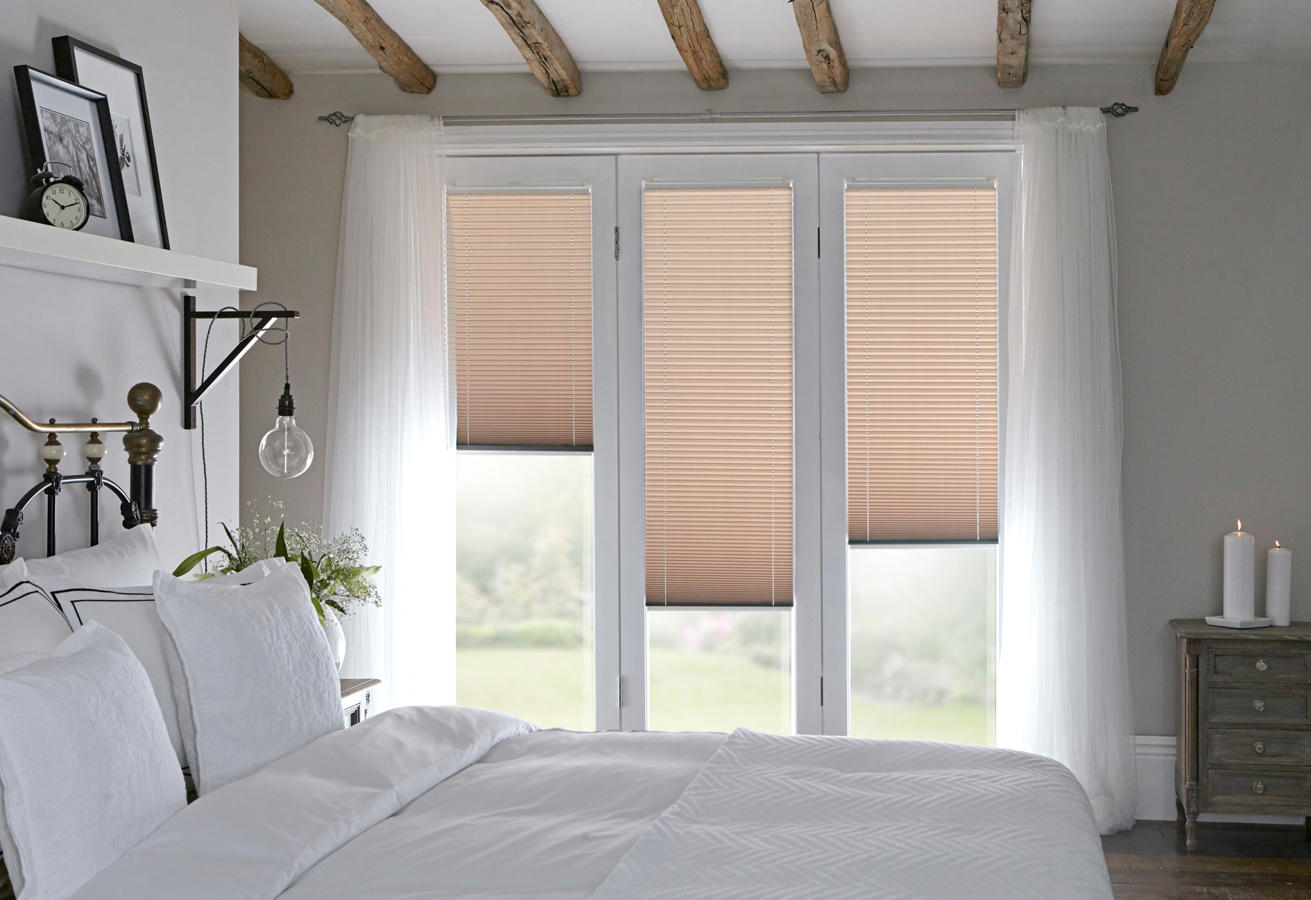 micro studio blind infusion blinds style pleated gallery taupe asc intu