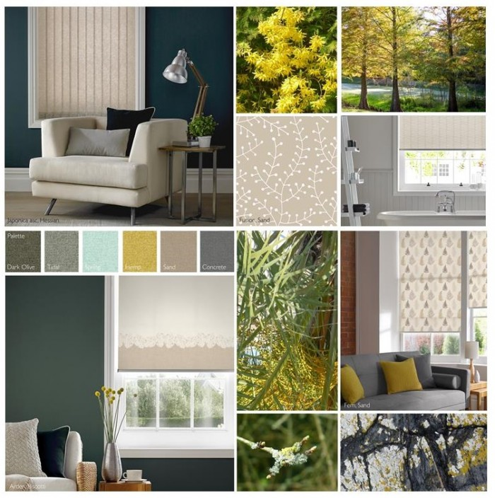 AutumnWinter Interior Trends for 201617 Winter Garden Style