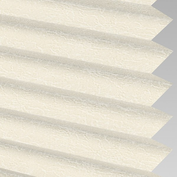 Style Studio Sicily asc Cream Pleated Blind