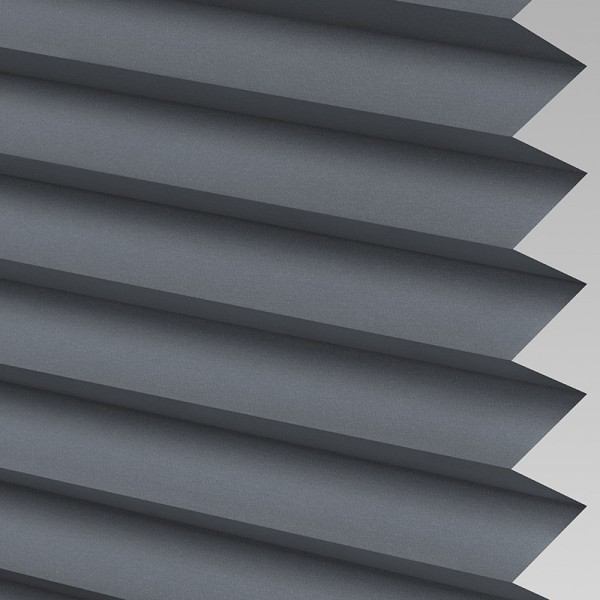 Style Studio Infusion asc Charcoal Pleated Blind