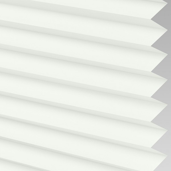 Style Studio Luxe asc Snowdrop Pleated Blind