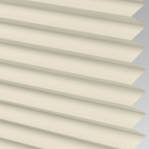 Style Studio INFUSION ASC MICRO Ivory Pleated Blind