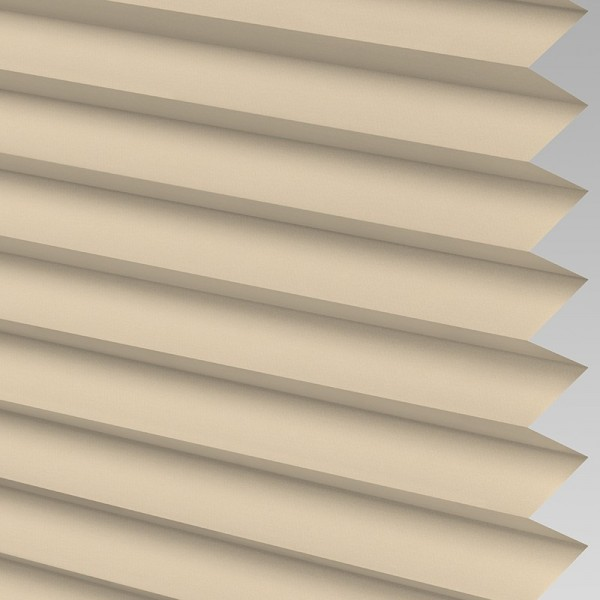 Style Studio INFUSION ASC MICRO Beige Pleated Blind