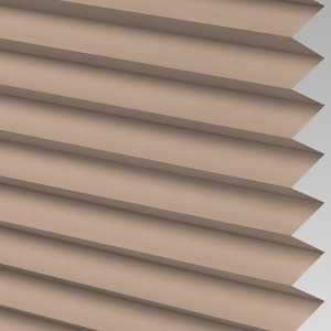 Style Studio INFUSION ASC MICRO Taupe Pleated Blind