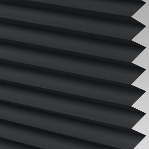 Style Studio INFUSION ASC MICRO Black Pleated Blind