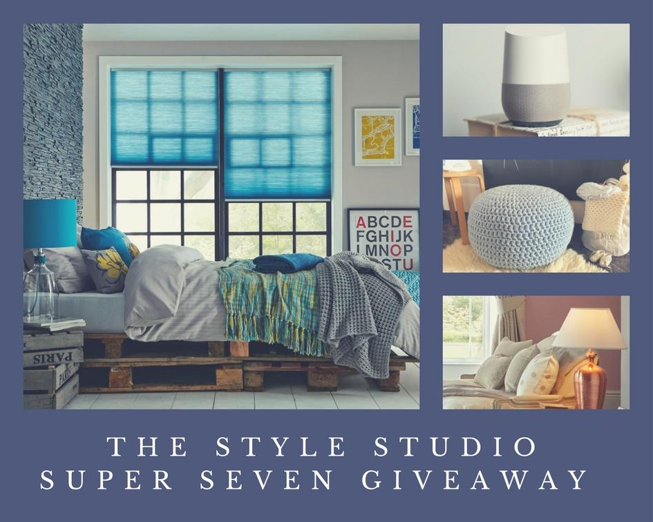The style studio super seven giveaway style studio for Super studio