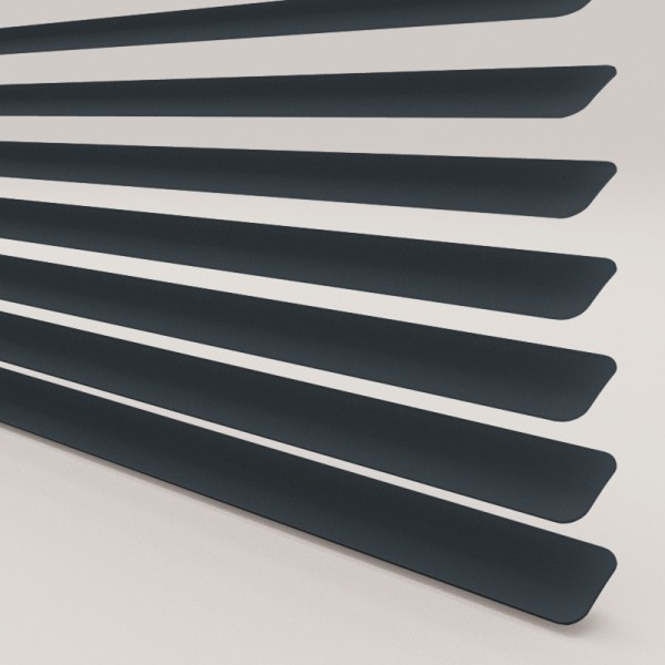 Style Studio Anthracite Venetian Blind 25mm