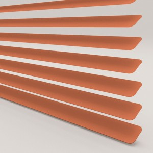 Style Studio Burnt Orange Venetian Blind 25mm