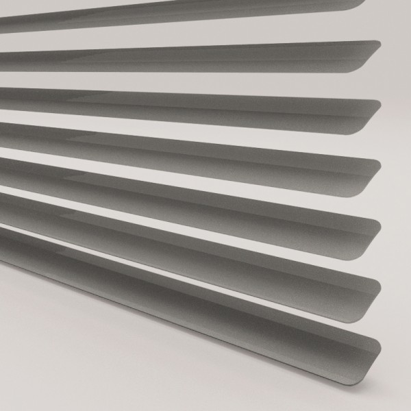 Style Studio Smoke Venetian Blind 25mm