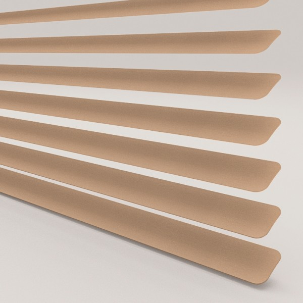 Style Studio Rose Gold Venetian Blind 25mm