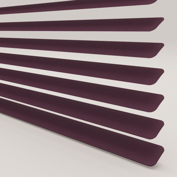 Style Studio Plum Venetian Blind 25mm
