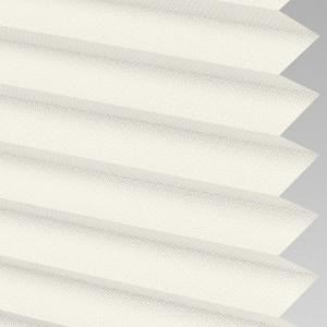 Style Studio CALIA ASC FR Cream Pleated Blind